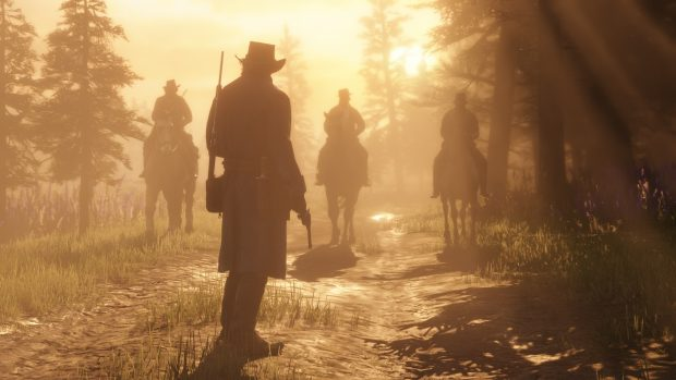 Red Dead Redemption 2 Multiplayer | Red Dead Redemption 2 Map, Red Dead Redemption 2 interaction system