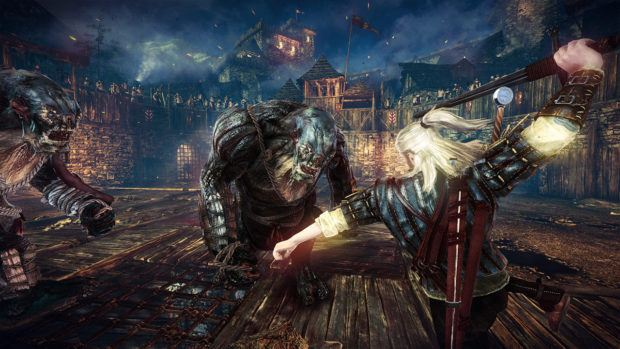 Crackdown and The Witcher 2 gain Xbox One X support