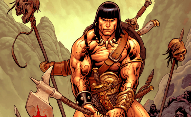 Conan the Barbarian TV Series Coming