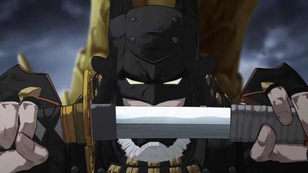 Batman Ninja has Batman as a ninja and it's really, really cool