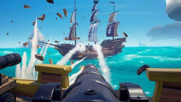 Sea of Thieves server issues