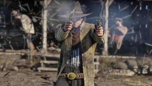 Red Dead Redemption 2 release date announced for PS4 and Xbox One