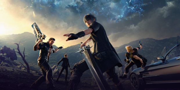 Square Enix to Release Four New Final Fantasy XV Episodes in 2018