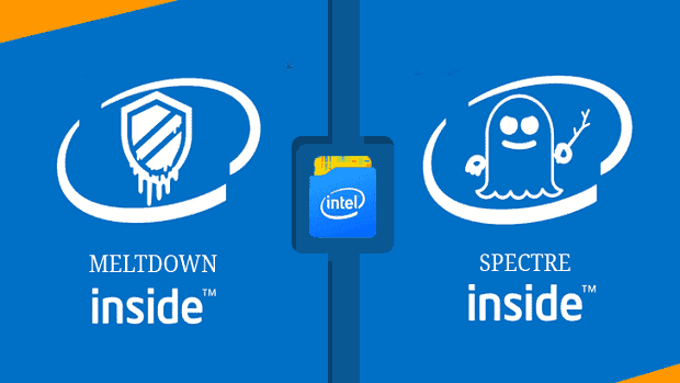 Intel Spectre And Meltdown Patches