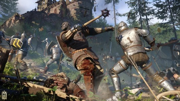 Kingdom Come Deliverance Performance Optimizations, Crash