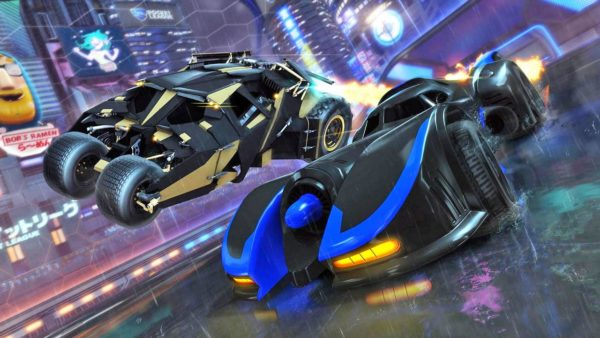 rocket league dlc