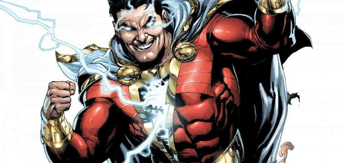Shazam! Movie Gets Official Synopsis, Being Executive Produced by Dwayne Johnson