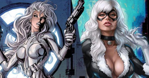 Captain Marvel, Chaos Walking scribes to write Black Cat/Silver Sable movie