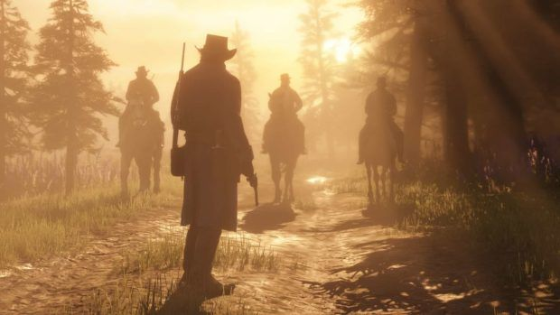 Red Dead Redemption 2 Delayed to October 26th, 2018