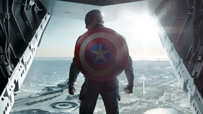 First Look at the New Captain America Shield in Avengers: Infinity War