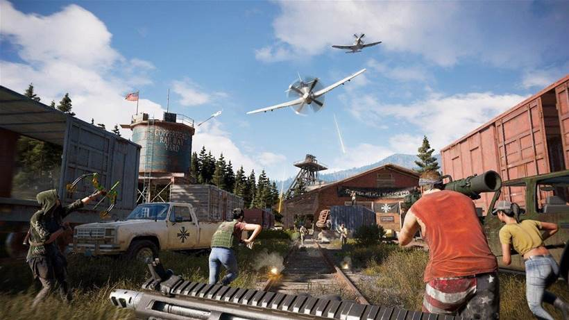 Far Cry 5 Only You, Casualties of War, Hope County Jail Walkthrough Guide