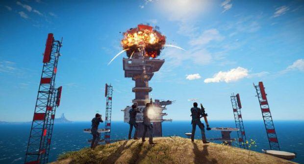 Just Cause 3 Multiplayer Mod Guide, Avalanche Studios