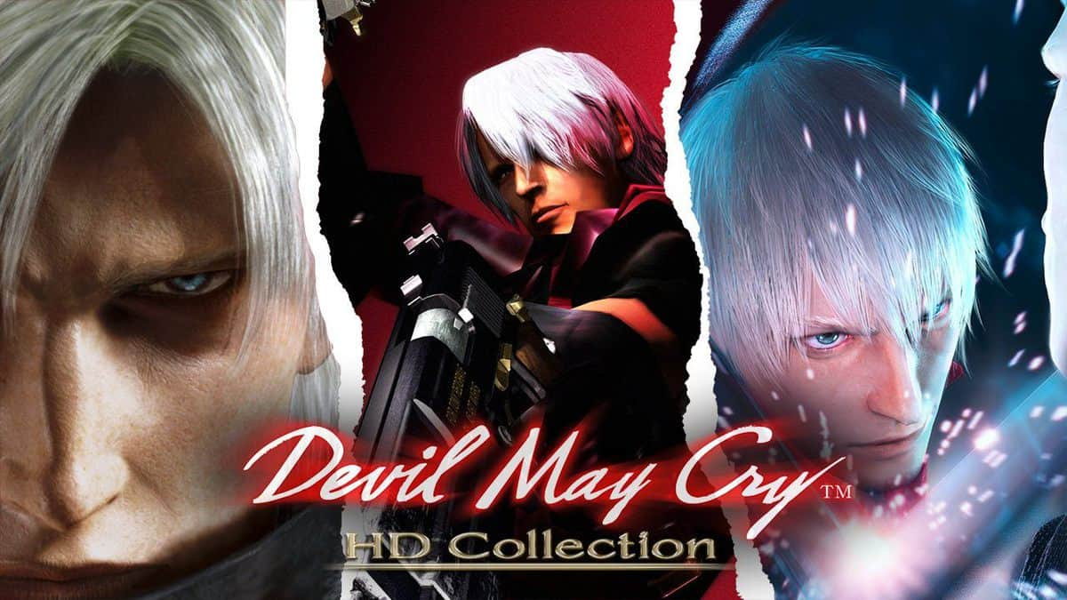 Devil May Cry HD Collection Review, A Simple Port