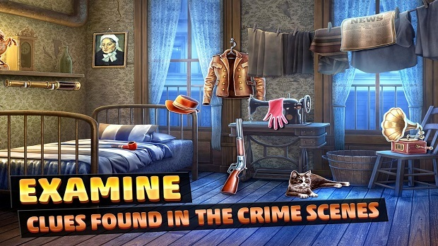 Criminal Case: Mysteries of the Past Guide