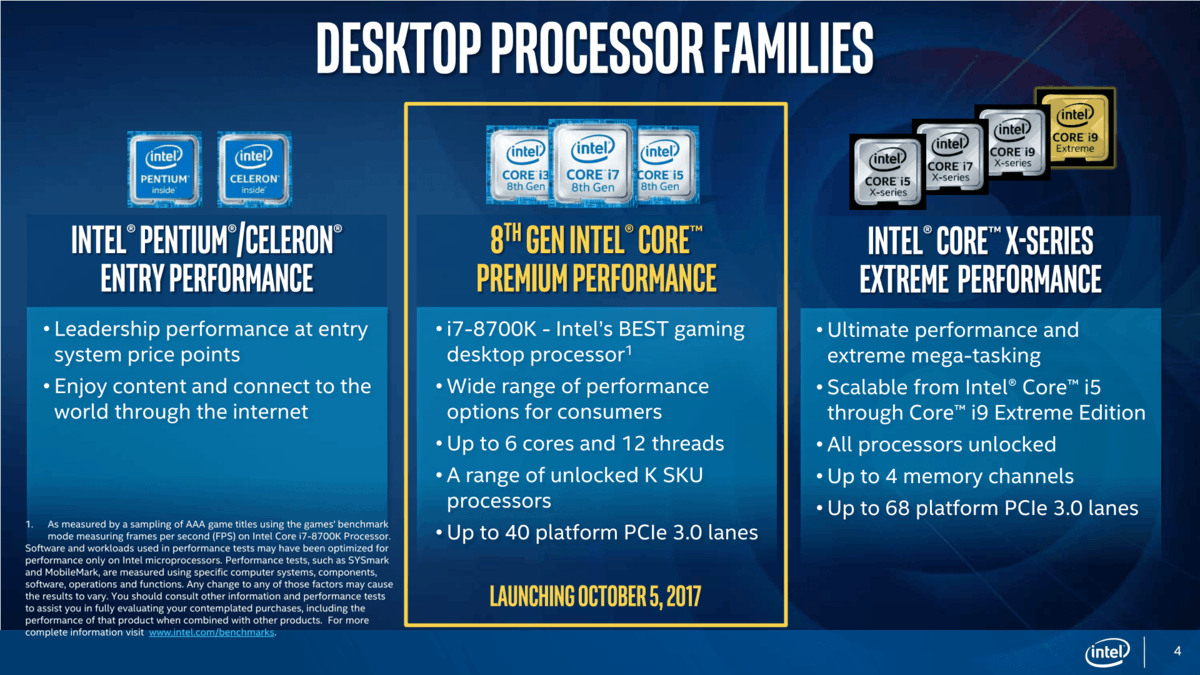 How To Get Intel Coffee Lake CPUs Working On Skylake And Kaby Lake