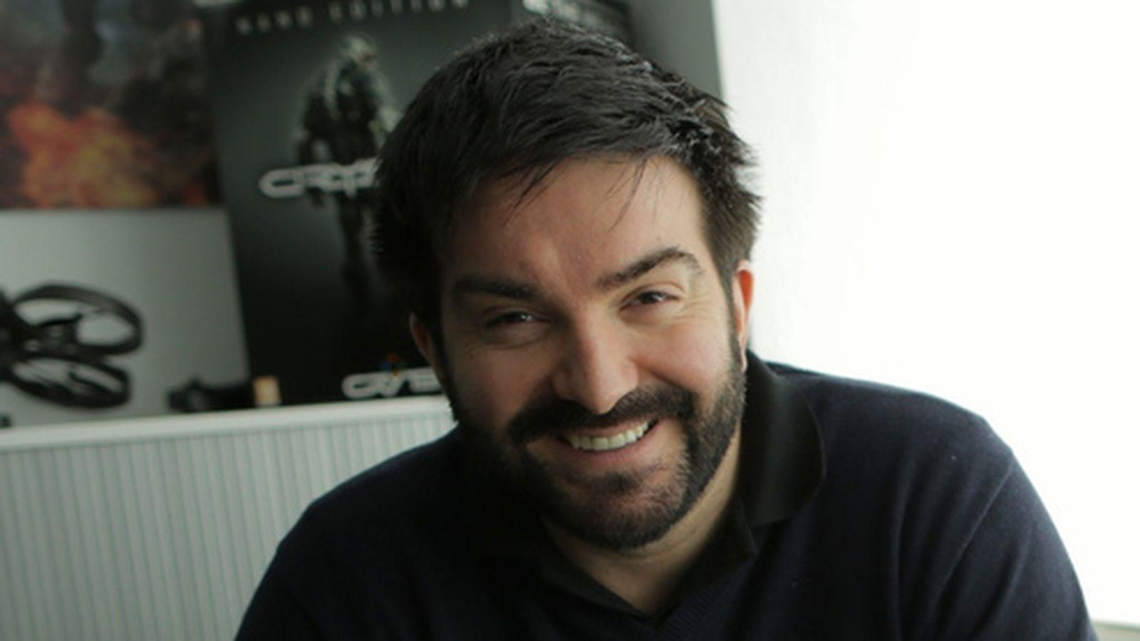 CEO Of Crytek