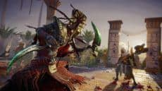 Assassin's Creed: Origins Curse of the Pharaohs Weapons