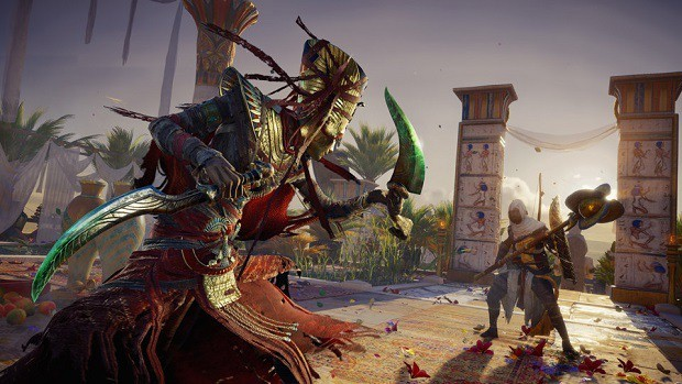 Assassin's Creed: Origins Curse of the Pharaohs Weapons Guide – All Legendaries, How To Unlock
