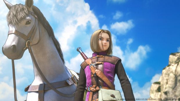 Dragon Quest XI PC Requirements, Dragon Quest XI: Echoes of an Elusive Age