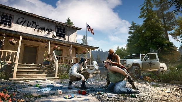 Far Cry 5 Baseball Cards Locations Guide