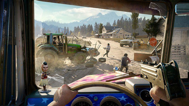 Far Cry 5 Bobbleheads Locations Guide