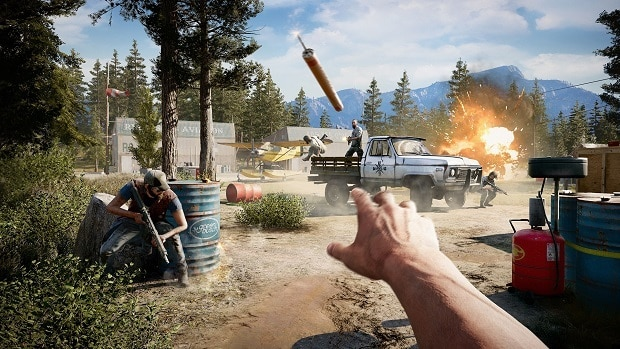 Far Cry 5 Crafting Guide