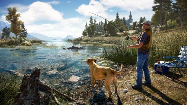 Far Cry 5 Fishing Guide | Far Cry 5 Platinum Guide