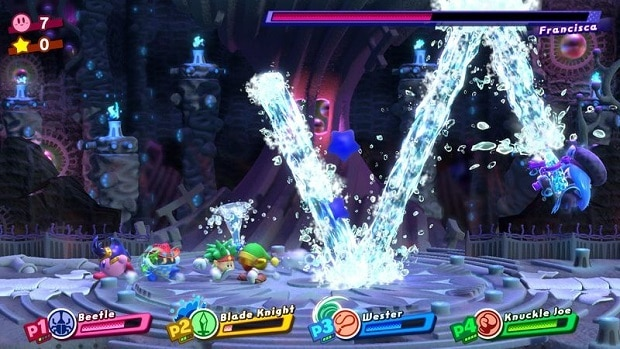 Kirby Star Allies Bosses Guide – How To Defeat, Weaknesses, Weapon Combos (Boss Tips)