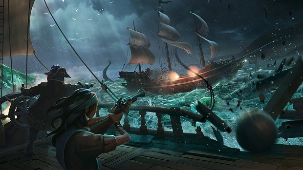 Sea Of Thieves Skeleton Forts And Raids Guide