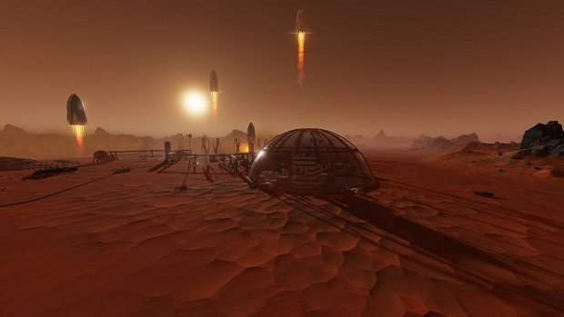 Surviving Mars Drones Guide