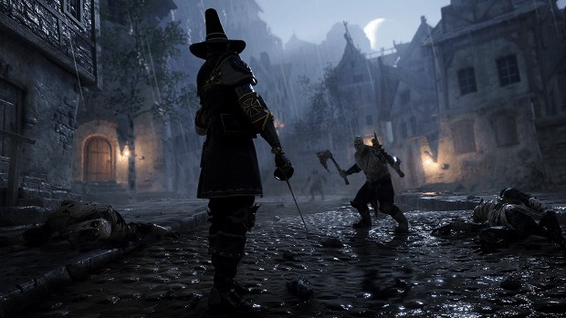Warhammer: Vermintide 2 Victor Witch Hunter Captain Build
