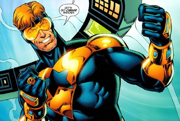 Booster Gold movie still in the works, says Greg Berlanti