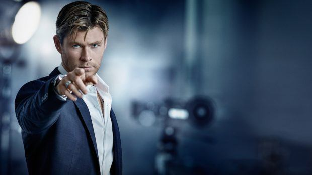 Chris Hemsworth in early talks for Men in Black spin-off