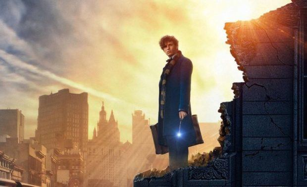 'Fantastic Beasts: The Crimes of Grindelwald' Poster Released