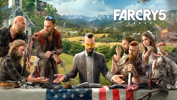 Far Cry 5 PC Pre-Load
