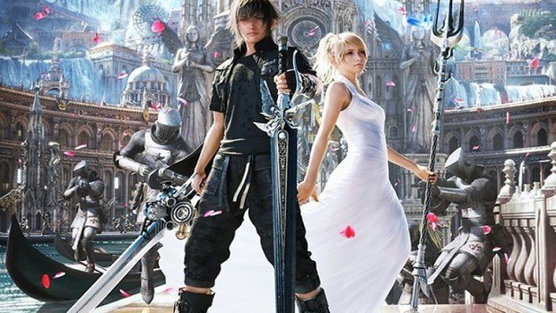 Final Fantasy XV Update