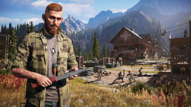 Far Cry 5 Online Guide | Far Cry 5 Xbox One X Native 4K