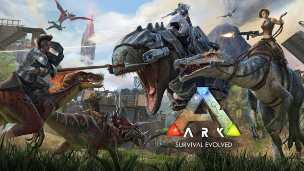 Ark Survival Evolved Nintendo Switch