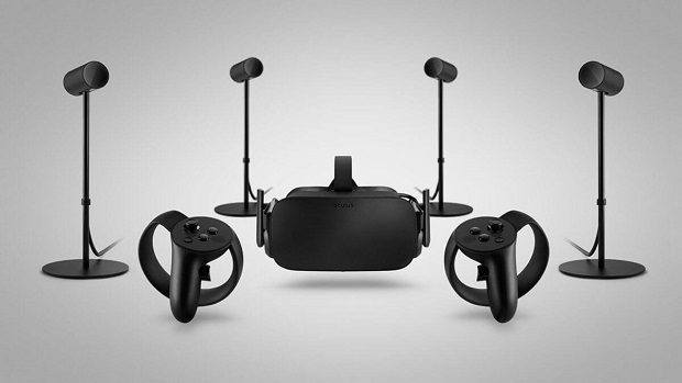 Error Bricks Oculus Rift Headsets