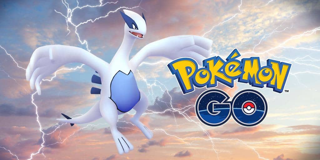 Legendary Pokemon Lugia Is Back For A Limited Time In Pokemon Go