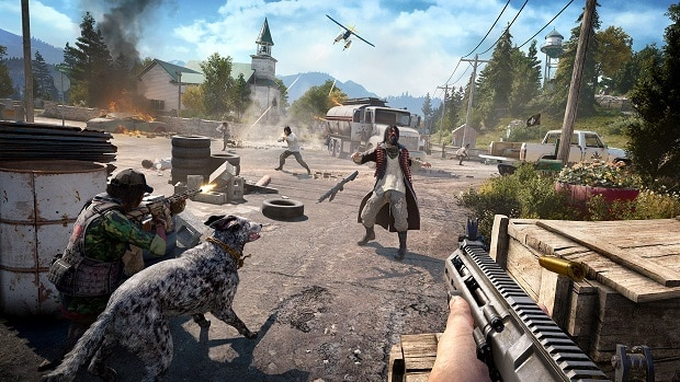 Far Cry 5 PC Benchmarks