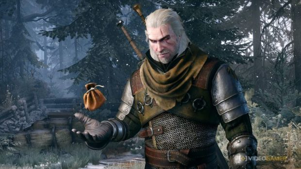 The Witcher Geralt of Rivia, Netflix's The Witcher Series