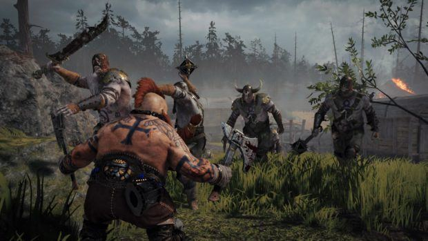 Warhammer: Vermintide 2 launches on Steam for PC