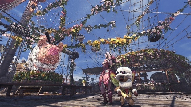 Monster Hunter: World Spring Blossom Guide