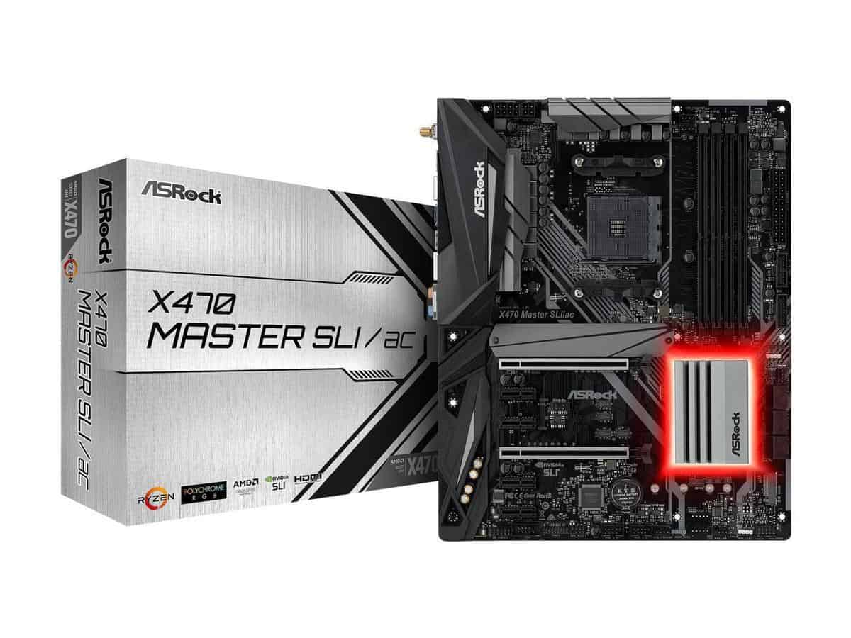 AMD AM4 X470 Motherboards From Asus, ASRock, Gigabyte And MSI