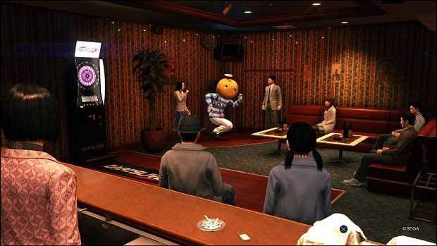 Yakuza 6 Hostess Club Guide