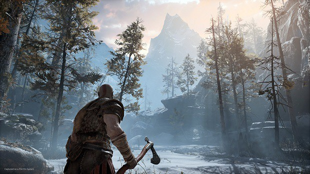 God of War Leviathan Axe Guide | God of War Foothills Collectibles Guide