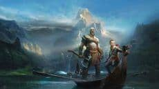 God of War The River Pass Collectibles Locations Guide | God of War Iron Cove Collectibles Locations Guide