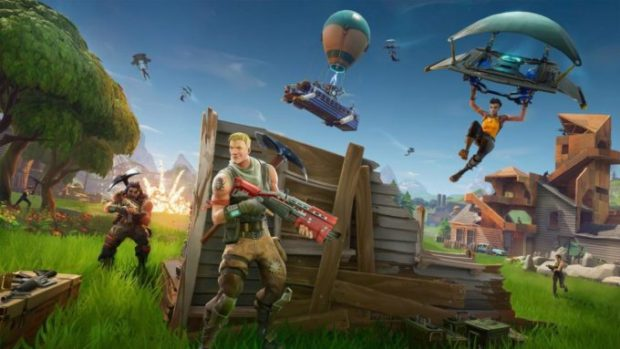 Now You Can Hire Bodyguards In Fortnite If You Are Bad At It