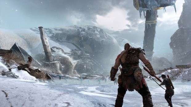 God of War Return to the Summit Walkthrough Guide – Foothills, Inside The Mountain, Mining Cavern, The Summit
